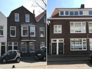 Paul Krugerstraat 158-160 en 238-240, 4381  Vlissingen