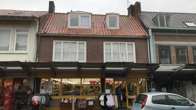 Burchtstraat 11, Sint Michielstraat 1