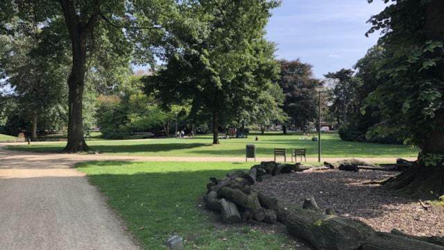Wilhelminapark 129 & 129c