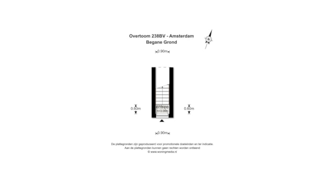 Overtoom 238-1, -2, -3 - & -4