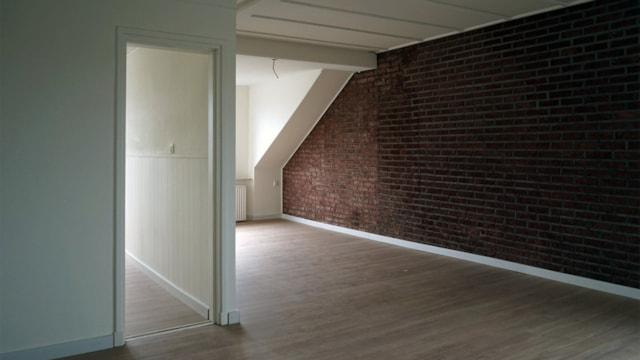 Woonkamer Appartement 1