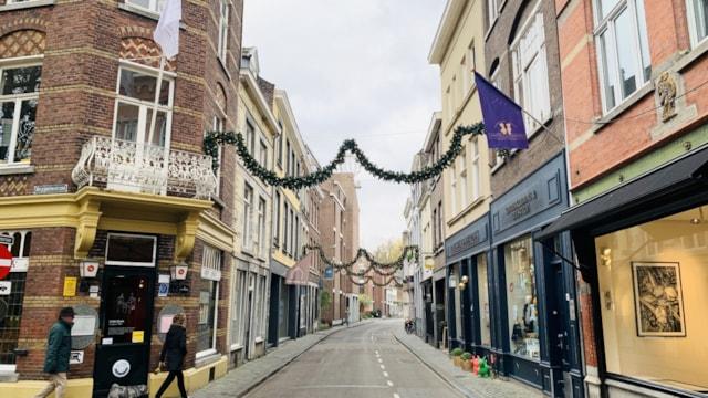 Sint Pieterstraat 32 en 34