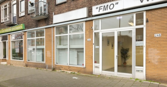 Verkocht: Bedrijfspand in Rotterdam