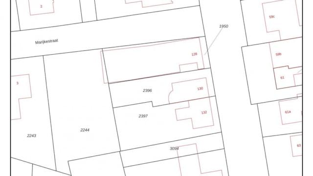 Pastoor van Breugelstraat 128, 130, 132 & Marykestraat 1