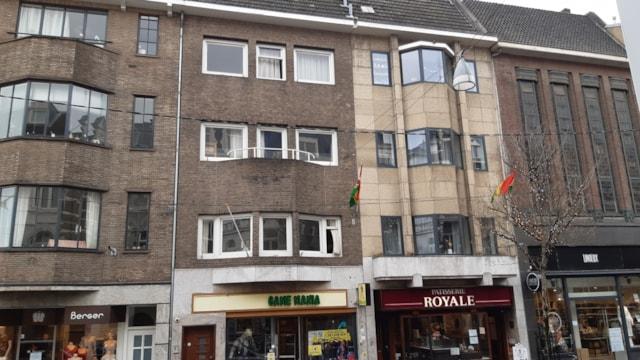 Wycker Brugstraat 11A en 11B